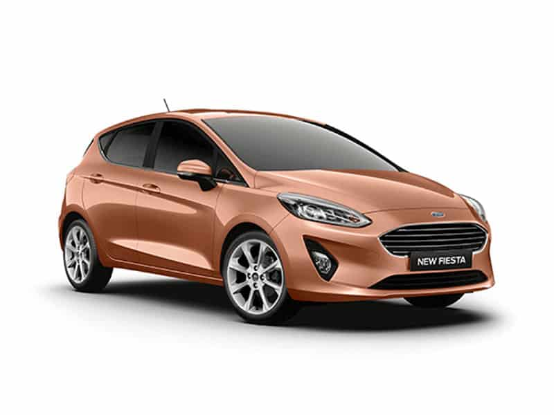 Fiesta 1.0 EcoBoost Trend 6AT with Aircon + Sync™ + Bluetooth