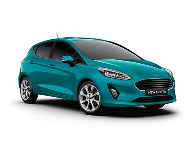 Fiesta 1.0 EcoBoost Trend with Aircon + Sync™ + Bluetooth