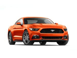 Mustang 5.0 GT Fastback Auto