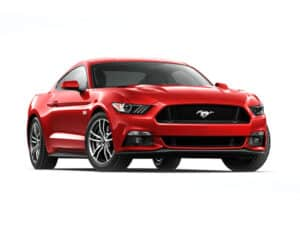 Ford Mustang 5.0 GT Fastback 10AT